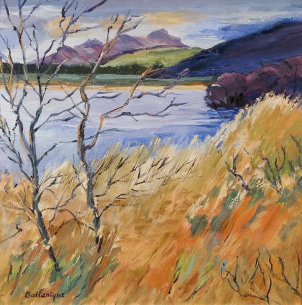 Loch Alvie, Speyside