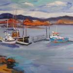 Boats Loch Fyne