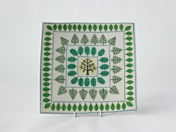 Garden Square Platter