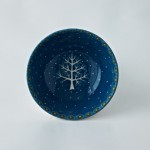 Small Tree Bowl - Night Blue