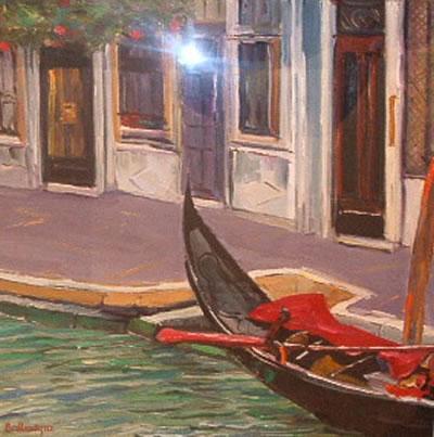 Waiting Gondola