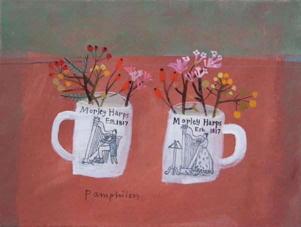 Harp Mugs