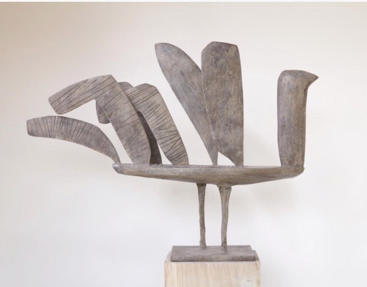 Barcelona Bird Bronze Ed V 64 x 84 x 25 x 17 cm